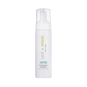 Clean Face - Lily & Shaw Skincare