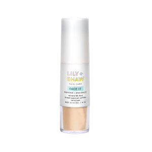 Face it - Lily & Shaw Skincare