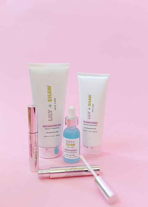 Specialty Skincare Line - Lily and Shaw Skincare
